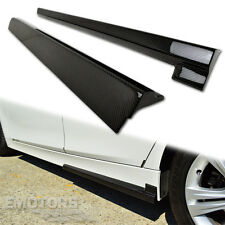 """""""READY TO SHIP Carbon 3-Series BMW F30 4D F31 5D Body Kit Side Skirt 328 335 16"""