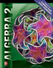 Algebra 2 Student Edition CCSS (MERRILL ALGEBRA 2) 1st Edition - NEW