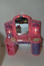 Meritus doll House Furniture Bathroom Vanity hair dryer phone Fits Barbie Bratz