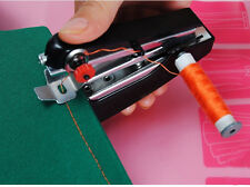 Portable Needlework Cordless Mini Hand-Held Clothes Fabrics Sewing Machine Best
