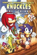 Sonic the Hedgehog Presents Knuckles the Echidna Archives, Vol. 3 (Knu-ExLibrary
