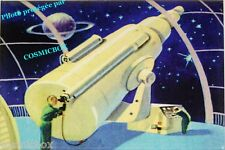 Magnet ALPHAVILLE aimant sf POPCORN POSTERS science fiction guide to the galaxy