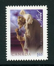 Weeda Canada 2347i VF NH Die cut $1.65 Christmas single, from Annual Collection