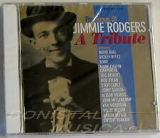 VARIOUS Dylan Garcia Bono A TRIBUTE, THE SONGS OF JIMMIE RODGERS - CD Sigillato