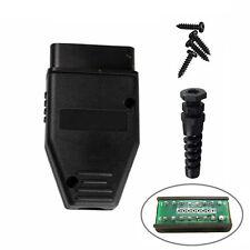 Universal 16 Pin Anschluss Stecker OBD 2 II Auto Diagnosegerät  Stecker Adapter