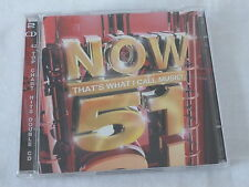 Various Artists - Now That's What I Call Music 51 [43 Tracks 2CD] As New