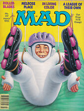 MAD MAGAZINE - No.317 MARCH 1993 - ALFRED  - ROLLER BLADES
