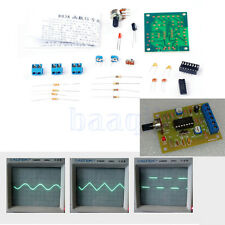 ICL8038 Function Signal Generator Module Sine Square Triangle Wave Output Kit MA