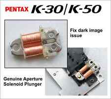 Pentax K-30 K-50 Genuine Aperture Solenoid Plunger Part - Made in Japan -