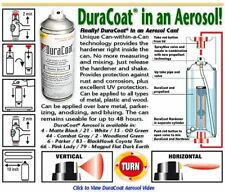 Duracoat UV Firearm Finish - Aerosol Can Only - #208 Magpul Stealth Gray