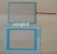 Touch Screen Panel + Protect Film for SIEMENS TP177A 6AV6642-0AA11-0AX1 TP177B