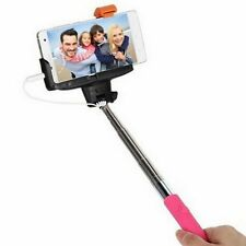 New Extendable Handheld Selfie Stick Monopod For iPhone Samsung HTC Phone Camera