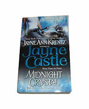 Midnight Crystal by Jayne Ann Krentz and Jayne Castle (2010, Paperback) Novel