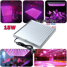 225 Led Panel Grow Growth Light Board Hydroponic Vegetable Budding Flower Plant