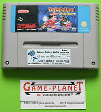 The Magical Quest st.Mickey Mouse Super Nintendo SNES Modul