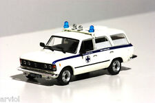 FIAT 125 P AMBULANCE  ( 1988 ) - 1/43 - IXO/IST -- NEW