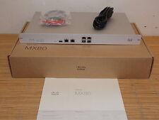 NEW Cisco Meraki MX80-HW 3 Years Security Appliance License Start 03.2016 NEU