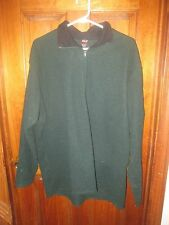 Men's Patagonia Capilene Half Zip Pullover green Fleece Jacket Mens Sz  XXL