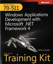 MCTS Self-Paced Training Kit (Exam 70-511): Windows Application Develo-ExLibrary