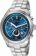 Esprit Collection Herrenuhr Uhr Edelstahl Men`s Watch ES107541005