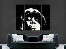 THE NOTORIOUS BIG POSTER BIGGIE SMALLS BIGGY  ART PICTURE PRINT LARGE