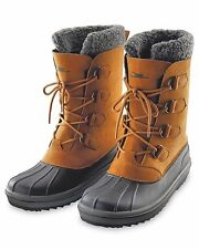 Crane Men's Winter Water proof  Boots Size 9 BNWT