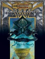 Lords of Madness: The Book of Aberrations (Dungeons & Dragons d20 3.5 Fantasy Ro