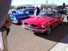 1966 Ford Mustang ROADSTER