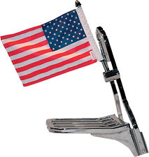 USA 6X9 FLAG AND MOUNT FOR SQUARE SISSY BAR