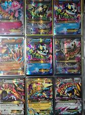 100 Pokemon Card Lot GUARANTEED EX, MEGA, Prime, Lvl.X or other ULTRA RARE CARD