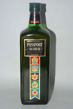 WHISKY PASSPORT SCOTCH OLD FINEST BLENDED SCOTCH WHISKY AÑOS 70/80 70cl.