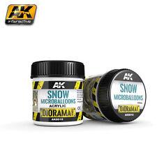 AK8010 AK Interactive - Schnee Mikroballons 100ml