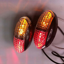 New 4x Led Smd Orange Side marker light lamp truck trailer lorry Chassis Camper