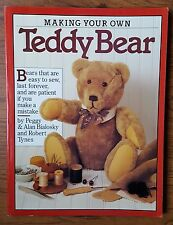 Paperback; Making Your Own Teddy Bear by P. & A. Bialosky