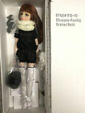 "Tonner Ellowyne Wilde ""Feeling Drained"" - original basic COMPLETE doll w/ 2 wigs"