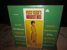 SEALED / PATSY CLINE - GREATEST HITS LP MCA PRESS