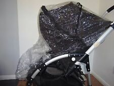 New RAINCOVER Zipped to fit Bugaboo Bee, Bee Plus, Bee 3, Pushchair Seat Unit