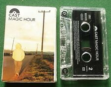 Cast Magic Hour Cassette Tape Single - TESTED