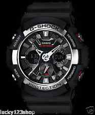 GA-200-1A Black Original Casio Men Watch G-Shock 200m Analog Digital Resin Band