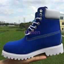 Fashion Mens Military Lace Up Punk Work High Top Combat Military Boot Army Shoes