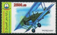 POTEZ 25 XXV Multi-Purpose Fighter-Bomber Biplane Aircraft Stamp
