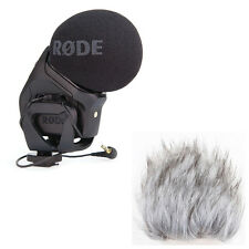 Rode Stereo VideoMic Pro with FREE Deadkitten