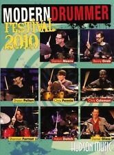DRUM DVD Modern Drummer Festival 2010 Drums Fest NEW