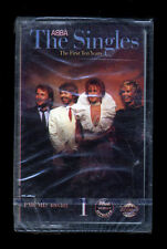 PHILIPPINES:ABBA - The Singles - First Ten Years TAPE,Cassette,MC RARE SEALED