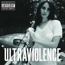 LANA DEL REY ULTRAVIOLENCE (DELUXE EDITION) (2014) NEW SEALED U.S. IMPORT CD