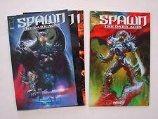 Spawn: Dark Ages (Infinity,Br.) 1.Auflage Nr. 1-14 kpl. (Z1)