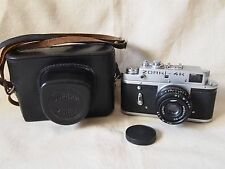 KMZ ZORKI 4K Russian Rangefinder Camera 35mm Industar-50 3,5/50mm Lens