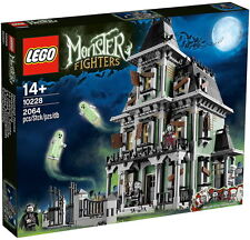 10228 Monster Fighters Haunted House - RETIRED