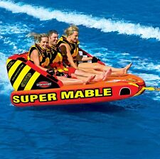 Sportsstuff Super Mable Inflatable Triple Rider Towable - 53-2223