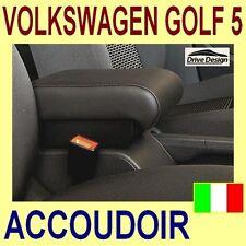 VOLKSWAGEN GOLF 5 - accoudoir et stockage pour-armrest  - apoyabrazos - Italy
